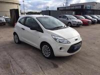 FORD KA 1.2 START STOP STUDIO 69PS 2012 WHITE