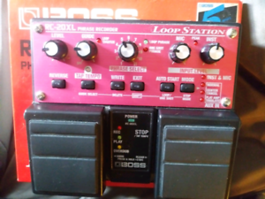 Boss Looper RC-20xl for trade