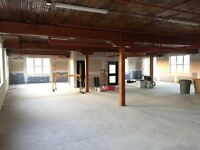 Commercial loft Griffintown, Montreal downtown office, IT, etc.