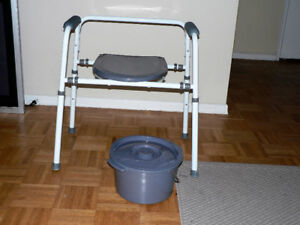 Home Care Commode - New