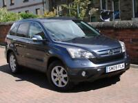 FINANACE AVILABLE!! 2009 HONDA Cr-V 2.2 I-CTDI ES 5dr 139 BHP, LONG MOT,