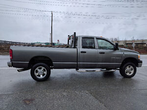 2006 Dodge Ram 2500, Diesel, 6-sp Manual, Long Box