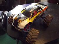 Traxxas RC Nitro Truck - $350