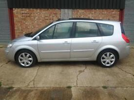 2006 RENAULT GRAND SCENIC -2.0dCi - 150bhp-7 SEATS - AIR CON - ELECTRIC SUN ROOF