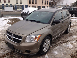 2008 DODGE CALIBER...VERY CLEAN... 6 MONTH WARRANTY... Edmonton Edmonton Area image 1