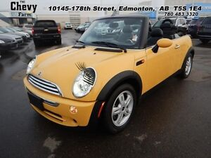 2007 MINI Cooper Convertible   Leather - Air Conditioning