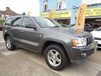 BAD CREDIT CAR FINANCE AVAILABLE 2005 / 55 JEEP GRAND CHEROKEE 3.0CRD