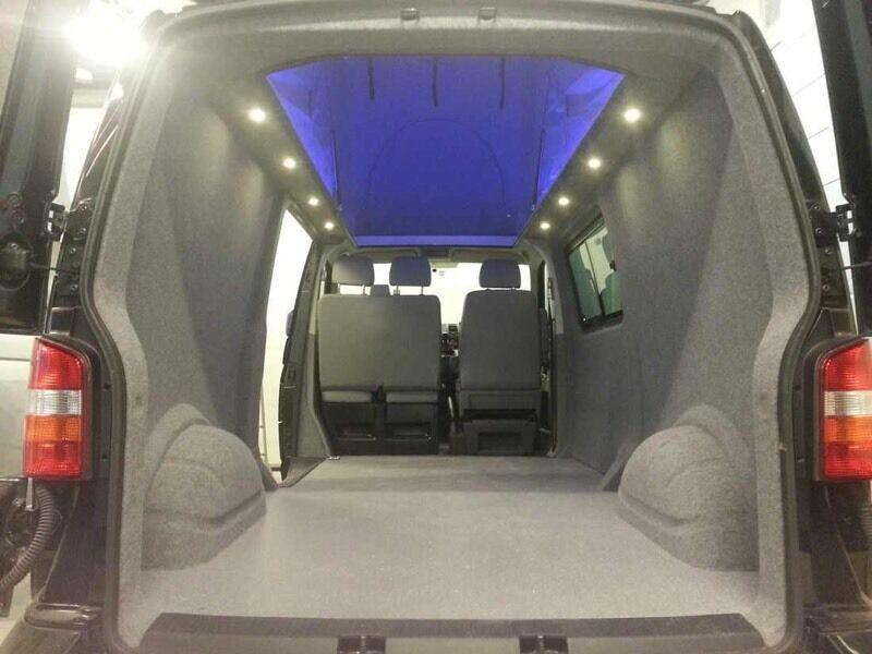 Van Carpet Lining Service Vw T5 Vivaro Vito Transit T4