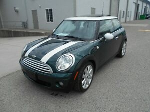 2009 Mini Cooper 6 Speed $12700 Work Done In Kelowna BMW