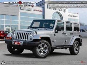 2017 Jeep Wrangler Unlimited Sahara  - Bluetooth