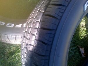 BF Goorich all season tires P205/60R15 Kitchener / Waterloo Kitchener Area image 1