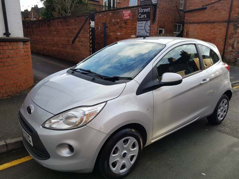 Ford Ka   Edge Low Rate Finance Apply Online