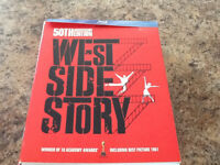 West side story on Blu ray