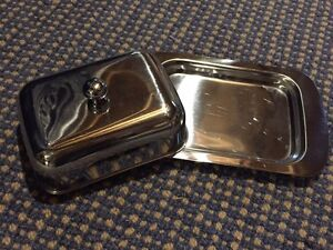 Stainless cheese tray