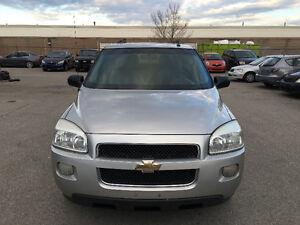 2007 Chevrolet Uplander.