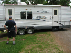 2009 Wildfire Trailer by Forester