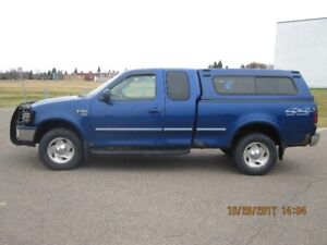1998 Ford F-150 XLT Supercab Pickup Truck