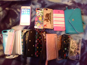 iPhone 5 + accessories (price reduced)