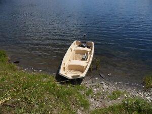 12 ft sundolphin jon boat