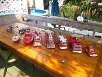 Playmobil  pompier et police