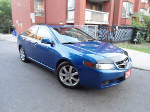 2005 ACURA TSX , IMMACULATE CAR , PRISTINE CONDITION , ALLOYS!!!