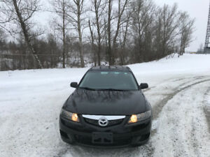 2007 Mazda Mazda6 Certified & warranty Sedan
