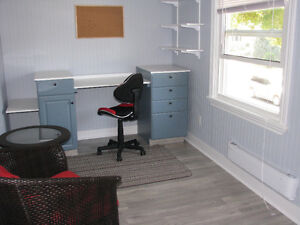 Room for rent from June1 in student's house