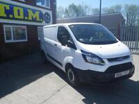Ford Transit Custom 2.2TDCi ( 100PS ) 2013.5MY 290 L1H1