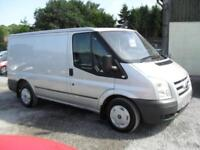 2010 FORD TRANSIT Low Roof Van Trend TDCi 115ps