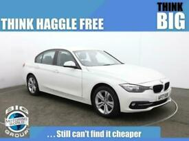 image for 2017 BMW 3 Series 318I SPORT Saloon Petrol Manual