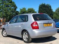 2006 KIA CERATO 1.6 ZAPP! 5 DOOR, WOW ONLY 54K GENUINE MILES FROM NEW + BARGAIN