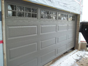 Garage Door Section