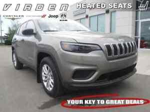 2019 Jeep New Cherokee Sport