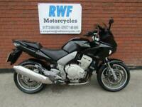 Honda CBF 1000, 2007, VGC, 30,784 MILES WITH SH, 12 MONTHS MOT