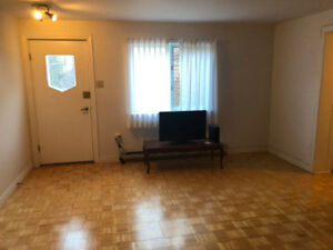 Walk out 3 bedroom executive huge apartment