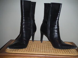 Charles David Stiletto Ankle boots. Made in Italy 41 M 10M