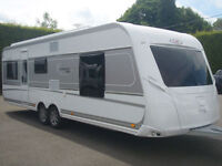 BRAND NEW 2017 LMC 655 VIP, £2500 TO RESERVE YOUR CARAVAN