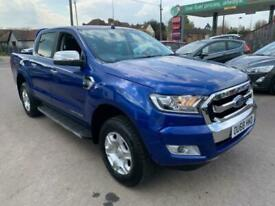 2018 Ford Ranger LIMITED 4X4 DCB TDCI Pick Up Diesel Manual