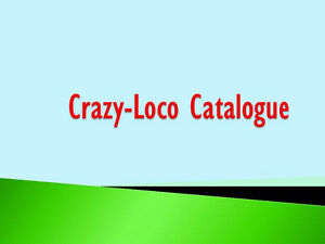BOUNCERS LOCATION CRAZY-LOCO INC.