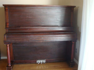 STEINBACH UPRIGHT CONCERT GRAND PIANO - OFFERS !
