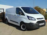 2015 Ford Transit Custom 2.2 TDCi 100ps 291 L2 H1Low Base Model Roof Van 2 do...