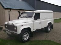 Land Rover 110 Defender 2.4TDi Hard Top, 2008, Storry 4x4