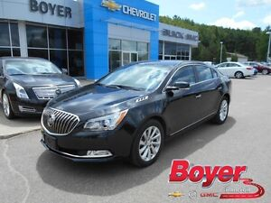 2015 Buick Lacrosse Leather