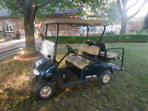2008 electric golf cart.