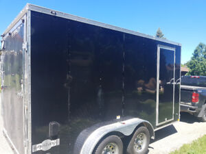 2018 enclosed stealth trailer