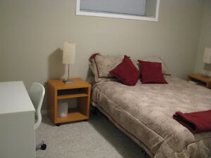 Choice of 2 Furnished Rooms with Adjacent TV/Sitting Room