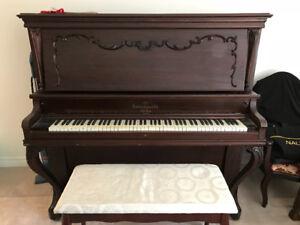Heintzman Grand Upright Piano