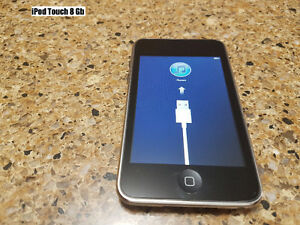 iPod Touch 8 Gb ~ second generation