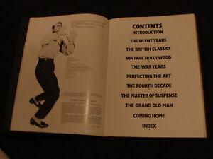 The Films of Alfred Hitchcock COFFEE TABLE BOOK Belleville Belleville Area image 3