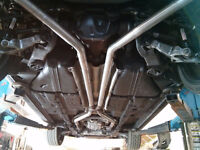 S&S Custom Stainless Steel Exhaust